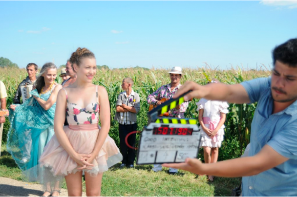 Behind The Scenes Joanna Newsom Good Intentions Paving Company